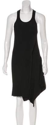 Stella McCartney Sleeveless Rib Knit Dress
