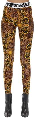Versace Archive Print Leggings
