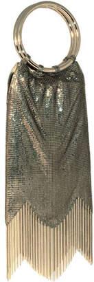 Whiting & Davis Rio Mesh Clutch Bag