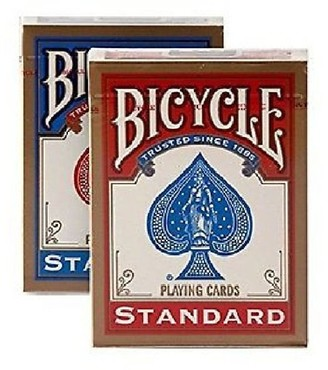 Everest Toys Bicycle Standard Index Playing Cards