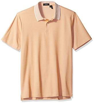 Theory Men's Standard Polo Current Pique
