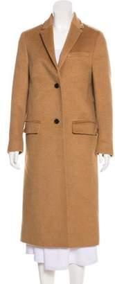 Valentino Rockstud Camel Coat