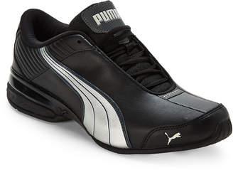 Puma Black & Dark Shadow Super Elevate Running Sneakers