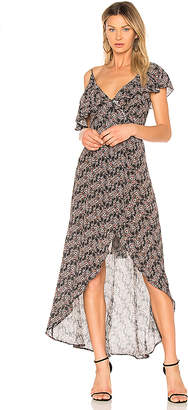 Karina Grimaldi Paulette Maxi Dress