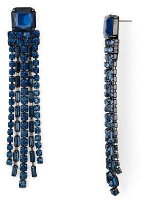 Kate Spade Chain Fringe Earrings