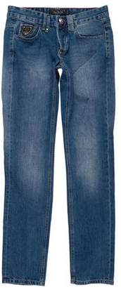 Philipp Plein Illegal Fight Club Jeans
