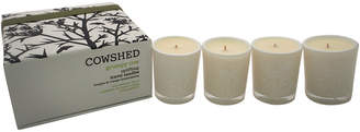 Cowshed 4 X 1.34Oz Grumpy Cow Uplifting Travel Candles