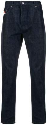 Kenzo Dragon pocket jeans