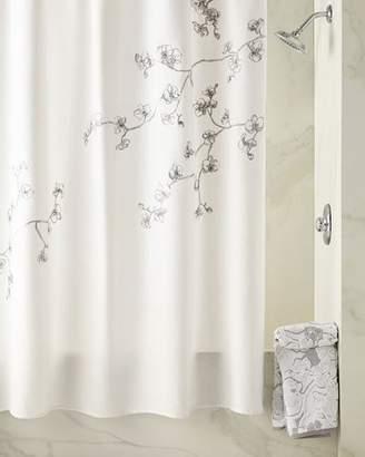 Michael Aram Orchid Shower Curtain