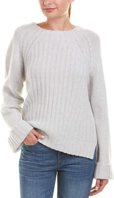 Vince Raglan Wool & Cashmere-Blend Pullover