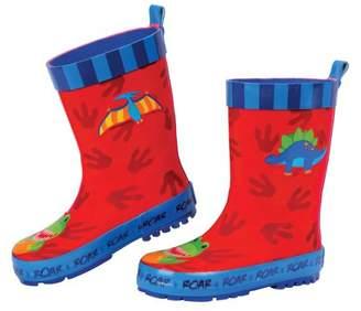 Stephen Joseph All Over Dino Print Rain Boot