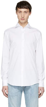 BOSS White Slim Jason Shirt