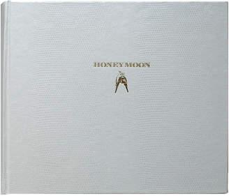 Sloane Stationery Wedding Honeymoon Album