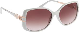 Women's RocaWear R3199 Rectangle Sunglasses $49.95 thestylecure.com