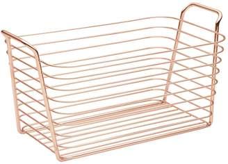 InterDesign Classico Medium Storage Basket