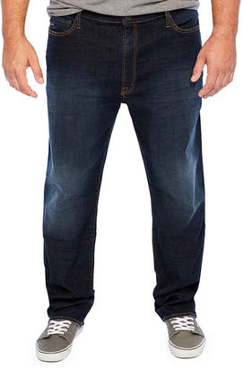U.S. Polo Assn. Mens Slim Fit Jean-Big and Tall