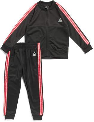 Little Boys 2pc Warm Up Track Suit Set