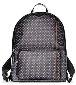 Dunhill Men's ET Luggage Canvas Backpack