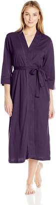 Jockey Women's Cotton Long Robe