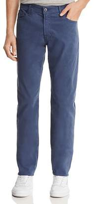 AG Jeans Graduate Slim Straight Fit Jeans in Pacific Coast