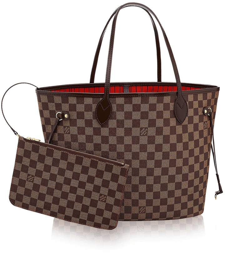6957fe4dbe4 Louis Vuitton Girl Backpack, Monogrammed Louis Vuitton Neverfull