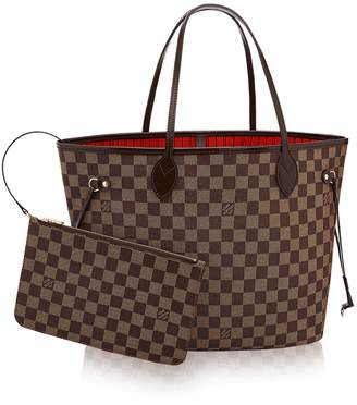 Louis Vuitton Canvas Neverfull MM N41358