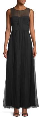 BCBGeneration Women's Sleeveless Evening Dress