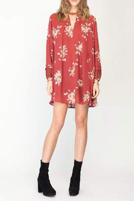 Gentle Fawn Floral Utopia Dress