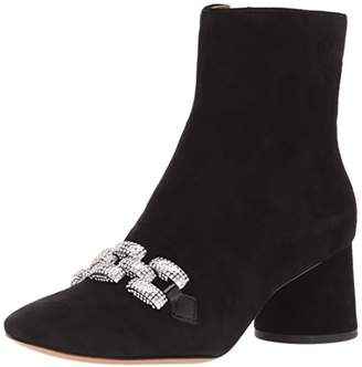 Marc Jacobs Women's Remi Chain Link Ankle Boot, 35.5 M EU (5.5 US)
