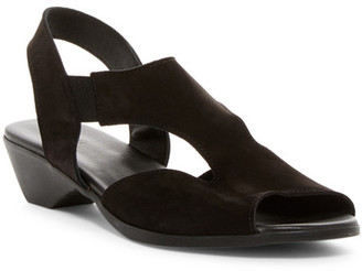 Arche Obey Slingback Sandal $325 thestylecure.com