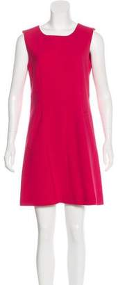 Diane von Furstenberg Carpreena Sleeveless Mini Dress