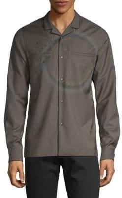 Valentino Wool Mohair Shirt