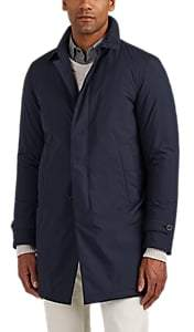 Herno Men's Down-Filled GORE-TEX® Raincoat - Navy