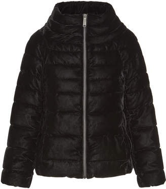 Sam Edelman Short Velvet Coat
