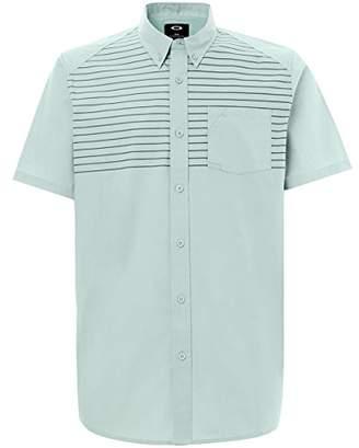 Oakley Men's Top Stripe SS Woven