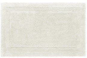 Abyss Abyss Super Pile large reversible bath mat - White