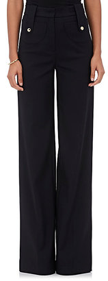 Derek Lam Women's High-Waist Wide-Leg Trousers $995 thestylecure.com
