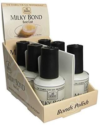 INM Base Coat Milky Bond - Box of 6 x 1/2 oz