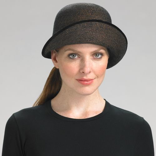 Eric Javits Shenia Cloche Hat