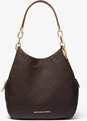 Michael Kors Lillie Large Logo Shoulder Bag
