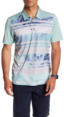 Oakley Aero Stripe Mashie Regular Fit Polo