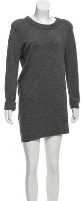 Marc by Marc Jacobs Wool Oversize Sweater Dress