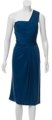 3.1 Phillip Lim Silk One-Shoulder Dress