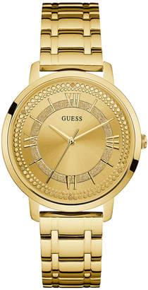 GUESS W0933L2 Montauk Gold Watch