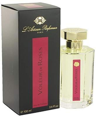 L'Artisan Parfumeur Voleur De Roses by Eau De Toilette Spray (Unisex) 3.4 oz