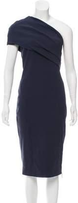 Haney Layered Zip-Up Dress