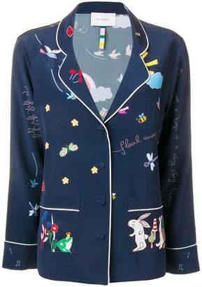 Mira Mikati Fairy Tale print shirt