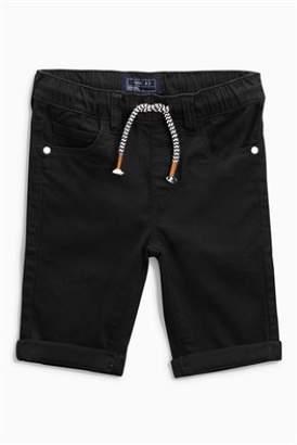 Next Boys White Spray On Shorts (3-16yrs)