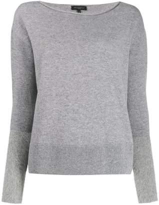 Antonelli round neck knit sweater
