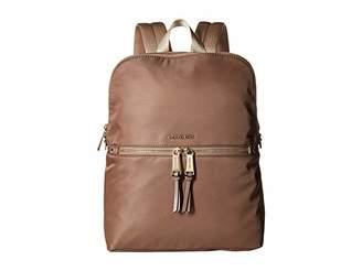 MICHAEL Michael Kors Polly Medium Slim Zip Backpack